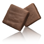 Pähkinäinen suklaapala