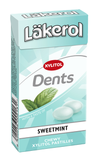 Läkerol Dents Sweetmint 36g