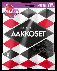 Aakkoset Salmiakki 180g