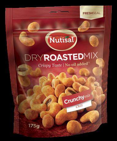 Nutisal Crunchy Mix 175g