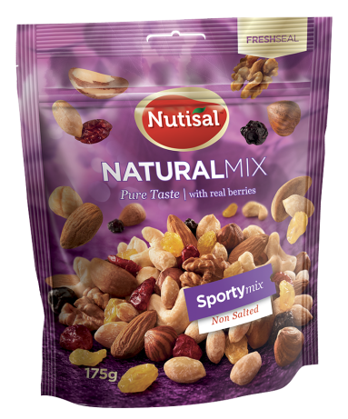 Nutisal Sporty Mix 175g