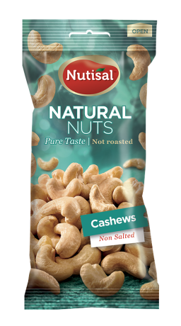 Nutisal Natural Cashew 60g