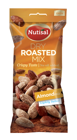 Nutisal Almonds mix 60g