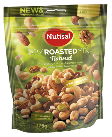 Nutisal Natural Mix 175g