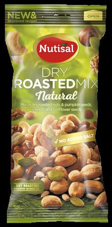 Nutisal Natural Mix 60g