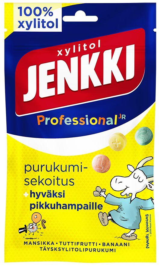 Jenkki Professional Junior Herra Hakkarainen