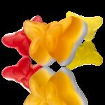 Hedelmä Perhoset