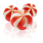 Strawberry & Cream twist drop