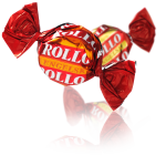 Rollo toffee