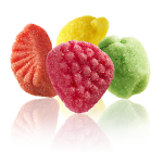 Soft frutti mix