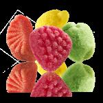 Soft frutti mix