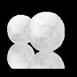 Toffeelumipallo