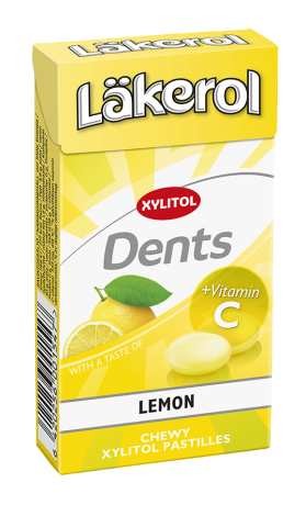 Läkerol Dents Lemon 36g