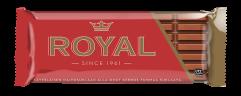 Royal Maitosuklaalevy 120g