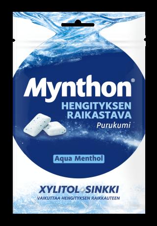 Mynthon Aqua Menthol purukumi