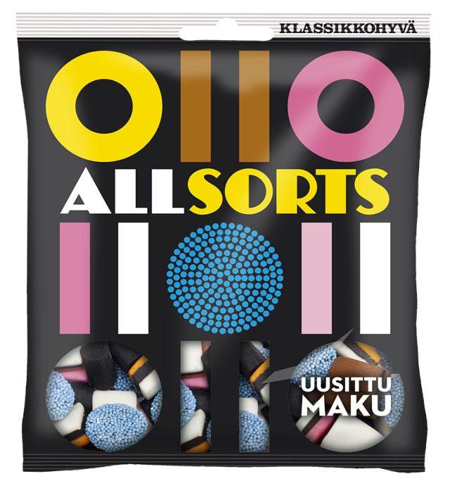 Allsorts 300g