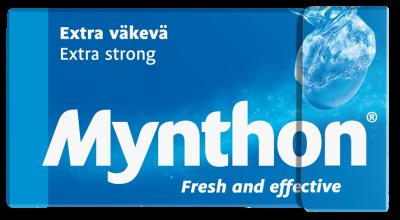 Mynthon Extra Väkevä 39g
