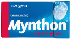 Mynthon Eucalyptus Sokeriton 35g