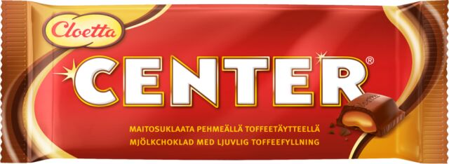 Cloetta Center Toffee 80g