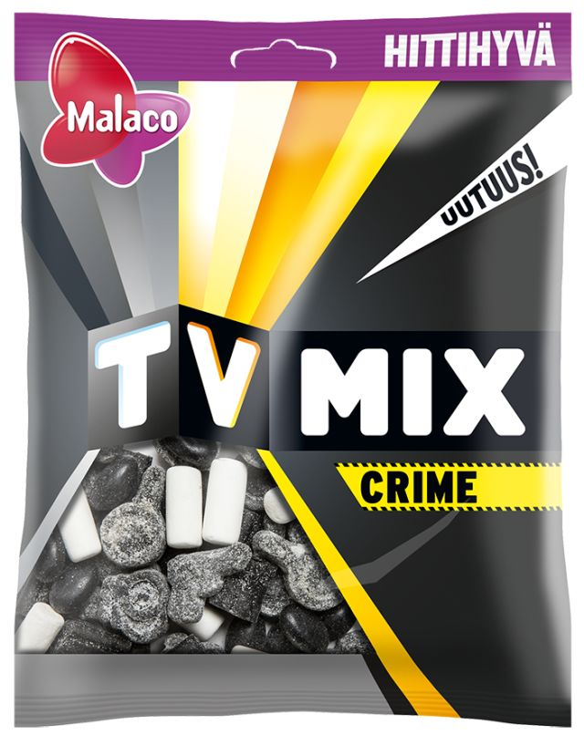 TV Mix Crime 180g