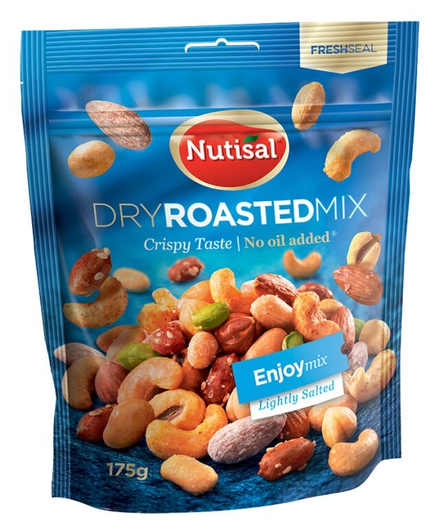 Nutisal Dry Roasted Enjoy Mix