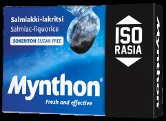 Mynthon Salmiakki-Lakritsi 85g