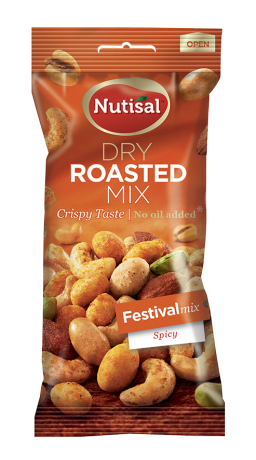 Nutisal Festival Mix 60g