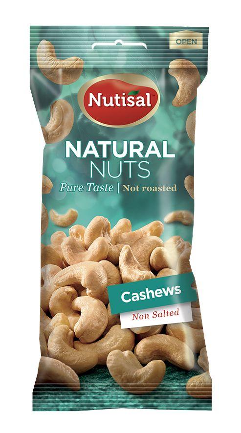 Nutisal Cashew Natural 60g