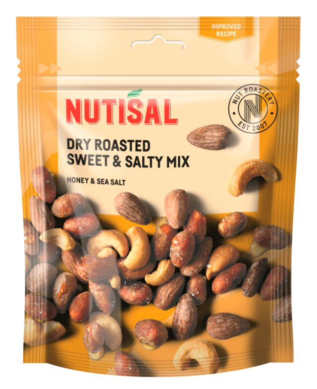 Nutisal Sweet & Salty Mix 175g