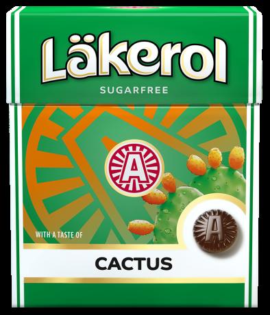 Läkerol Cactus 25g