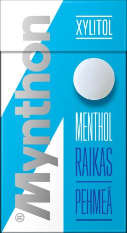 Mynthon Xylitol Menthol 31g