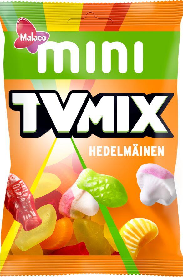 MINI TV Mix Hedelmäinen 110g