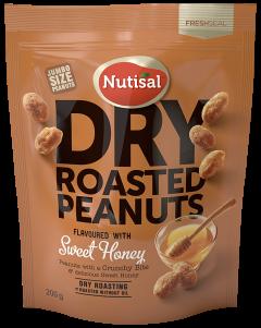 Nutisal Peanuts Sweet Honey 200g