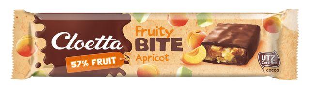 Cloetta Fruity Bite Apricot 30g