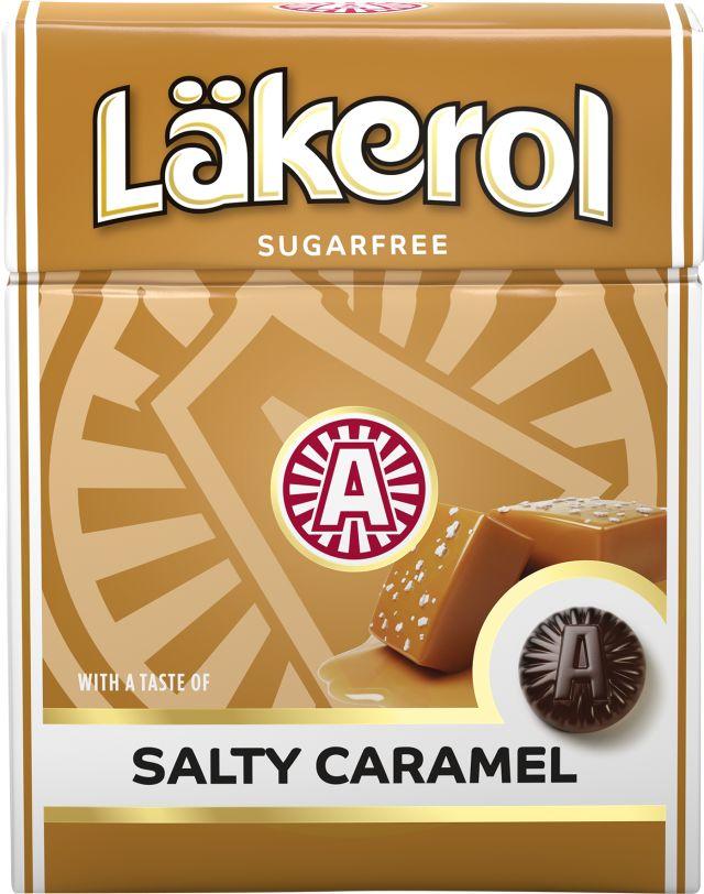 Läkerol Salty Caramel 25g