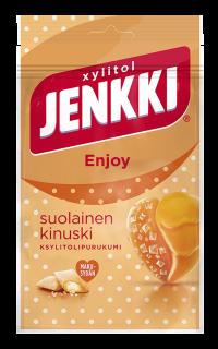 Jenkki Enjoy Suolainen Kinuski 70g