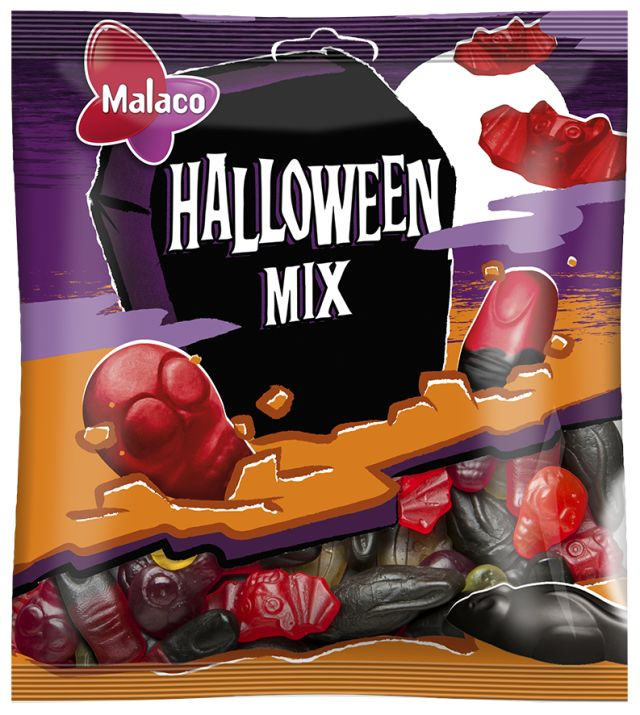 Malaco Halloween Mix 325g