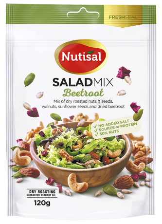 Nutisal Salad Mix 120g