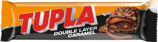 Tupla Double Layer Caramel 48g