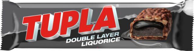 Tupla Double Layer liquorice