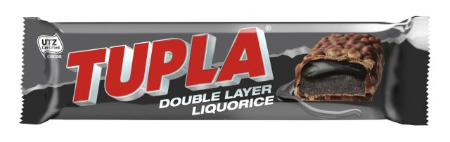 Tupla Double Layer liquorice