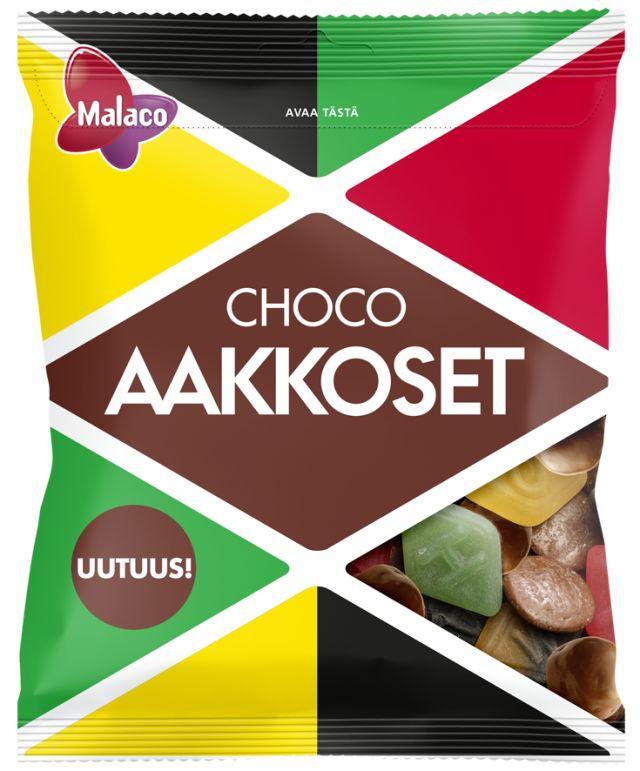 Aakkoset Choco