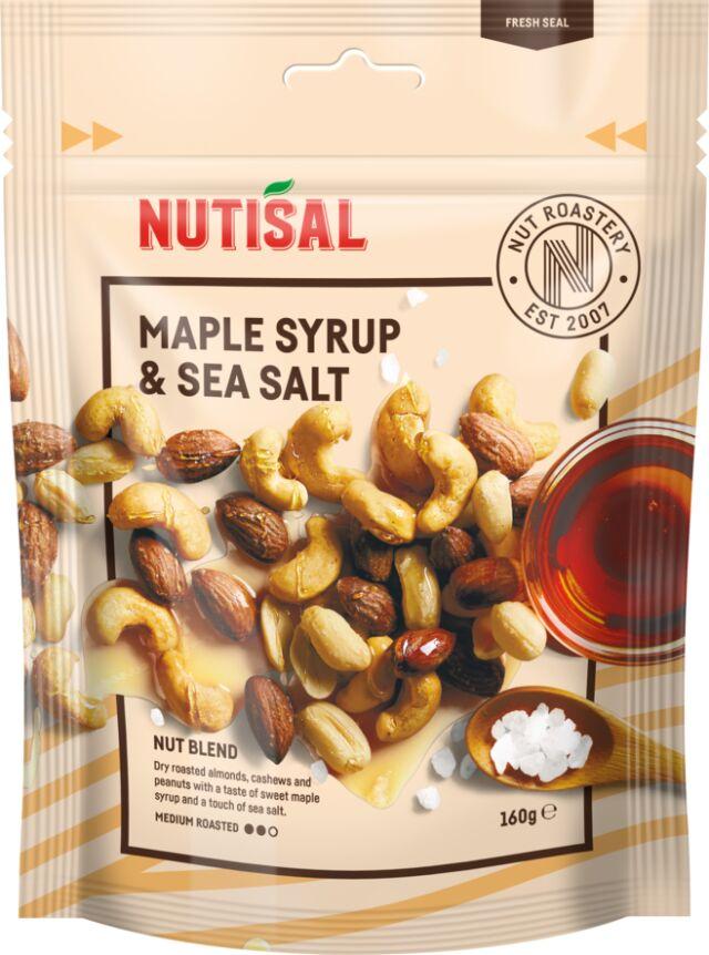 Nutisal Maple Syrup & Seasalt