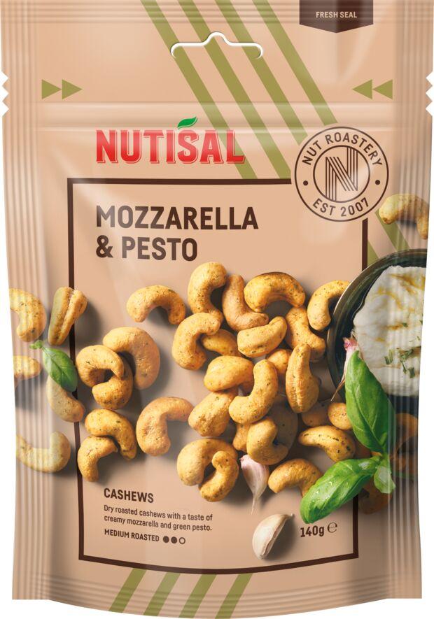 Nutisal Mozzarella & Pesto