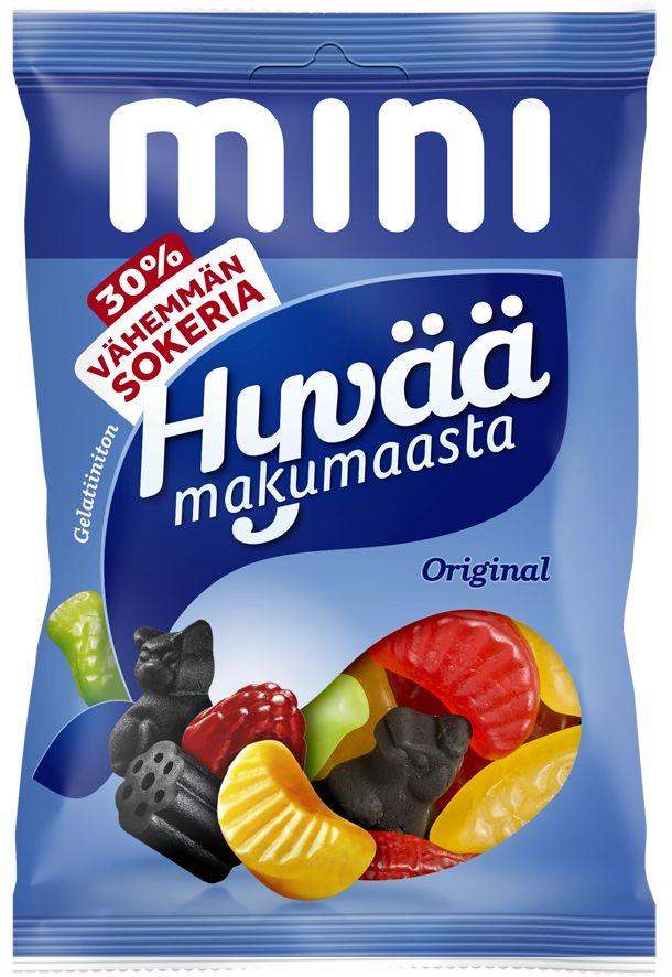 Hyvää Makumaasta Original -30 % sokeria