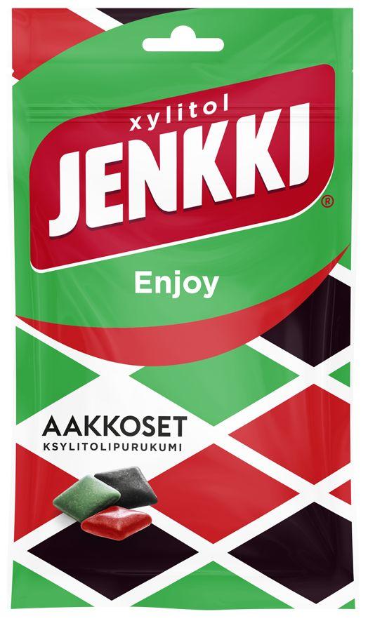 Jenkki Enjoy Aakkoset