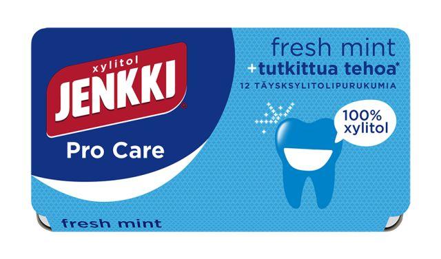 Jenkki Professional Freshmint 17g