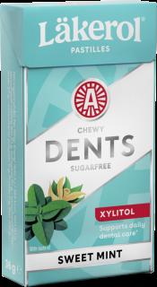 Läkerol Dents Sweetmint 36g