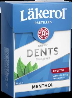 Läkerol Dents Menthol 85g
