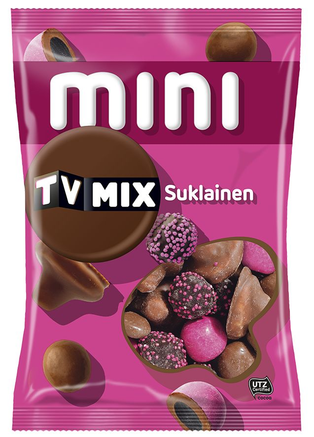 TV Mix Suklainen 100g
